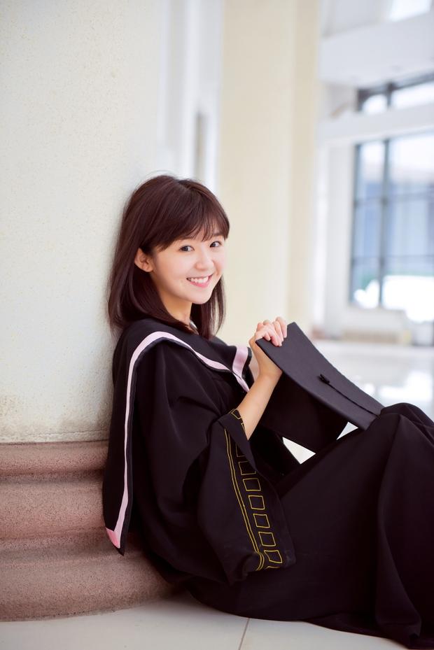 Loạt ảnh những nữ thần giảng đường Trung Quốc xinh như mơ trong ngày tốt nghiệp - Ảnh 6.