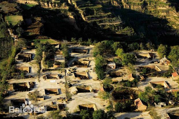 Ngôi làng kỳ lạ nhất Trung Quốc: Toàn bộ người dân đều sống dưới lòng đất - Ảnh 3.
