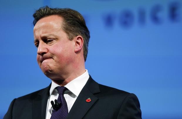 Thủ tướng Anh tuyên bố từ chức - Ảnh 2.