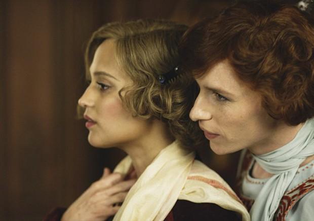"""Eddie Redmayne bị chỉ trích khi vào vai người chuyển giới trong """"The Danish Girl"""" - Ảnh 7."""