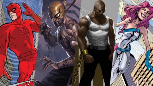 10 TV series siêu anh hùng mới sắp được ra mắt trong năm 2016 - Ảnh 8.