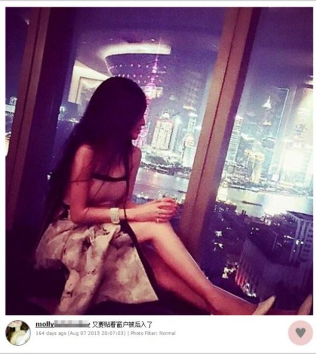 Chân dài lập tài khoản Instagram để ghi lại nhật ký làm bồ nhí của đại gia - Ảnh 6.