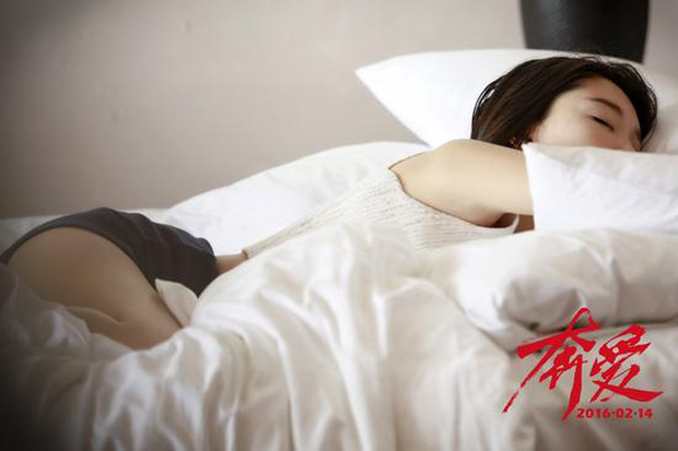 Đổ mồ hôi với cảnh giường chiếu đồng tính của Đồng Lệ Á và Châu Đông Vũ - Ảnh 7.