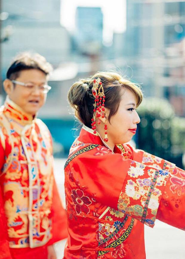 Lặn lội sang Nhật Bản chụp ảnh cưới, cặp đôi Trung Quốc nhận về toàn... thảm họa - Ảnh 7.