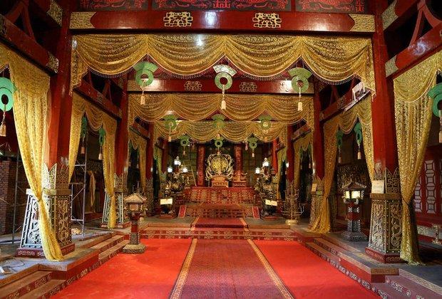 Dưới sức ép của người Ai Cập, Trung Quốc bị buộc tháo dỡ tượng nhân sư nhái khổng lồ - Ảnh 7.
