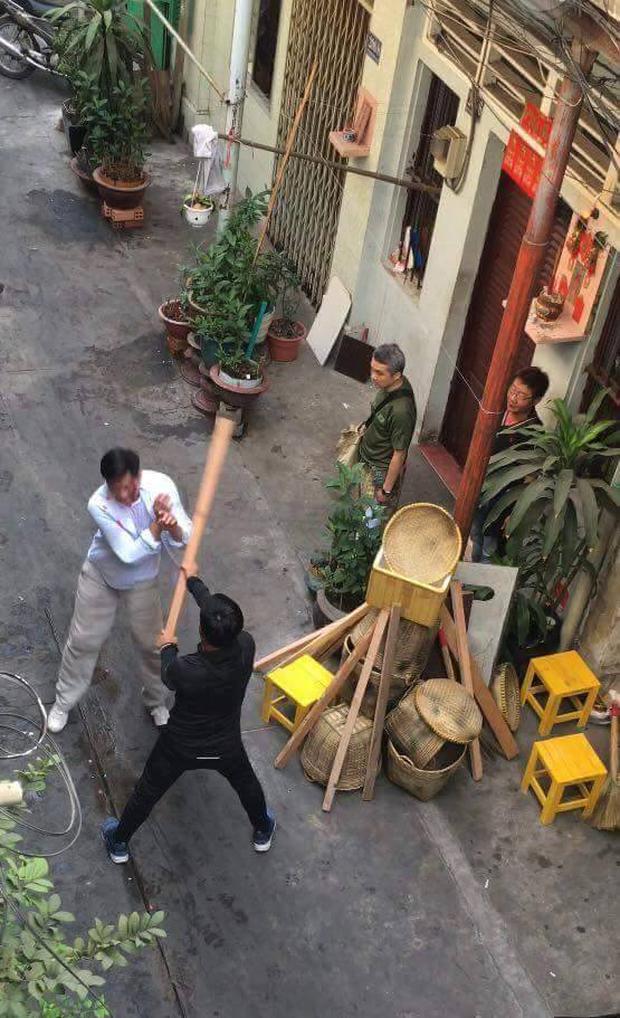 Sao TVB Quách Tấn An, Huỳnh Đức Bân, Chu Thần Lệ được fan bắt gặp quay phim tại Chợ Lớn - Ảnh 7.