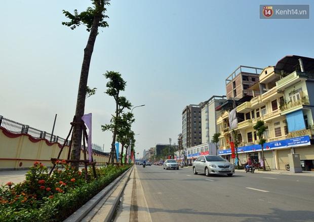 Thông xe tuyến đường kiểu mẫu đầu tiên ở Hà Nội - Ảnh 7.