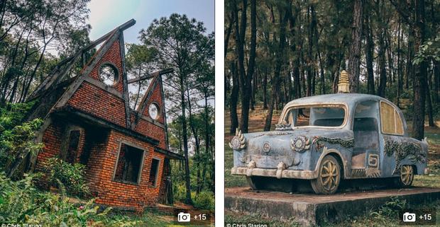 Thêm những hình ảnh rùng rợn của công viên nước bỏ hoang tại Việt Nam lên báo nước ngoài - Ảnh 4.