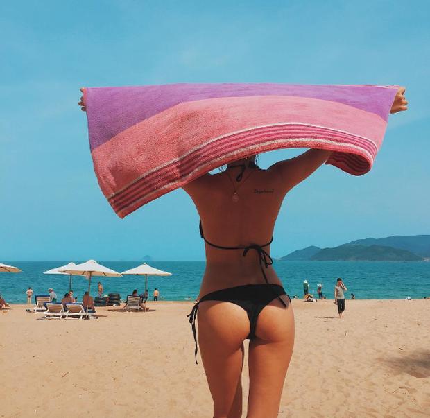 Không cần dáng đẹp, chỉ cần làm theo những bước sau là có ảnh bikini đẹp như hot girl! - Ảnh 3.