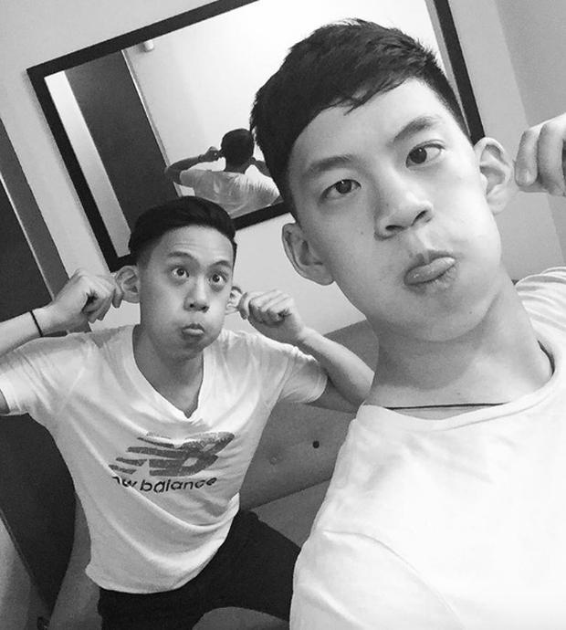 2 anh em sinh đôi lai Việt - Thái đẹp trai, hát hay đang cực hot trên MXH - Ảnh 14.