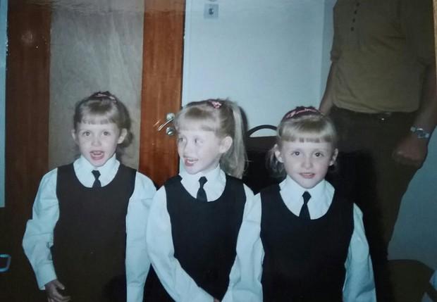 Đây là những cô nàng sinh 3 xinh đẹp, quyến rũ và giống nhau nhất thế giới - Ảnh 7.