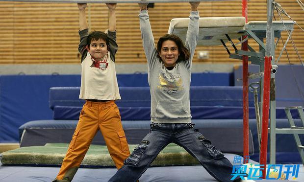 Những khoảnh khắc ngọt ngào và xúc động trên sàn đấu Olympic - Ảnh 7.