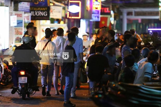 Mai Ngô diện đồ giản dị, đi quẩy mừng ngôi Á quân cùng bạn bè đến tận nửa đêm - Ảnh 7.