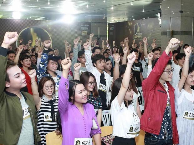 Chúng Huyền Thanh hộ tống bạn trai hot boy đi casting show âm nhạc - Ảnh 11.