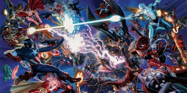 Hội Iluminati sẽ xuất hiện trong phim siêu anh hùng Doctor Strange? - Ảnh 8.