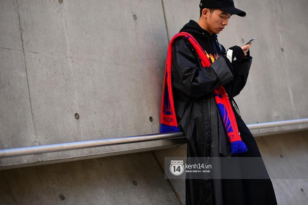 Hoàng Ku, Châu Bùi, Min xuất hiện cực nét cùng fashionista Hàn tại Tuần lễ thời trang ngày 3 - Ảnh 7.