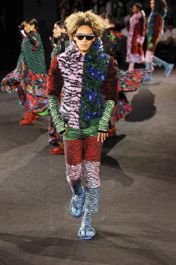 Show H&M x Kenzo tại New York: Suboi diện thiết kế mới nhất, ngồi hàng ghế đầu cùng loạt sao đình đám - Ảnh 30.