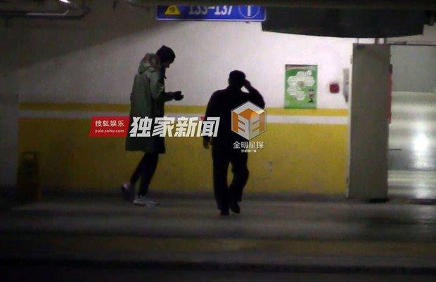 Mỹ nhân Lan Lăng Vương Phi lộ ảnh sống chung cùng bạn diễn điển trai - Ảnh 8.