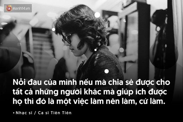 Tiên Tiên nói về tuổi thơ bị xâm hại tình dục: Đó là khoảng thời gian dài đen tối và kinh khủng nhất - Ảnh 8.