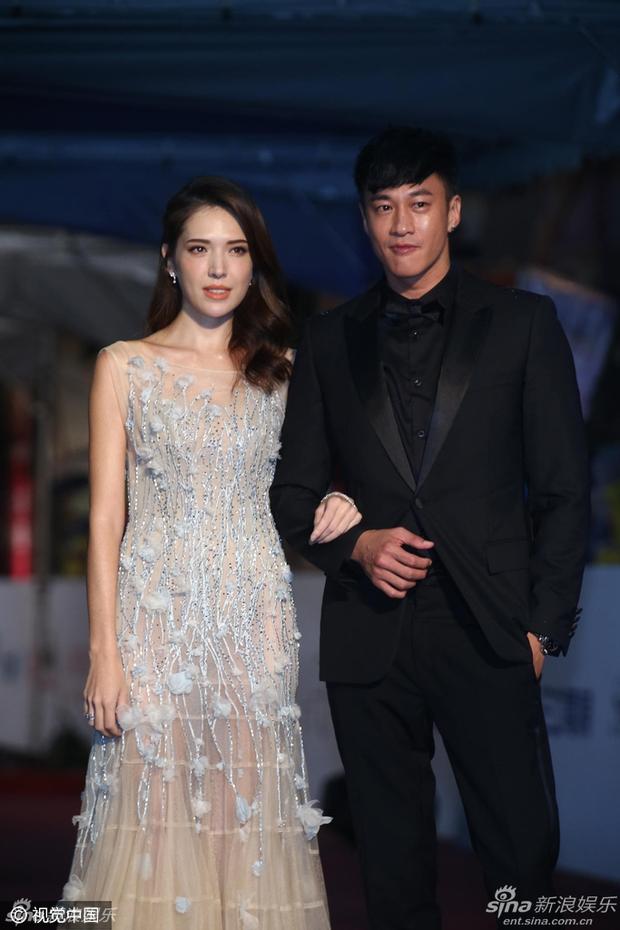 Dàn mỹ nhân xứ Đài váy áo lộng lẫy, đọ sắc tại thảm đỏ Kim Chung lần thứ 51 - Ảnh 3.