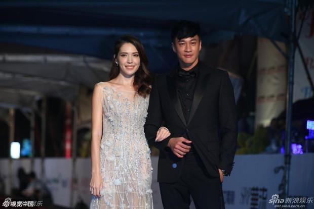Dàn mỹ nhân xứ Đài váy áo lộng lẫy, đọ sắc tại thảm đỏ Kim Chung lần thứ 51 - Ảnh 4.