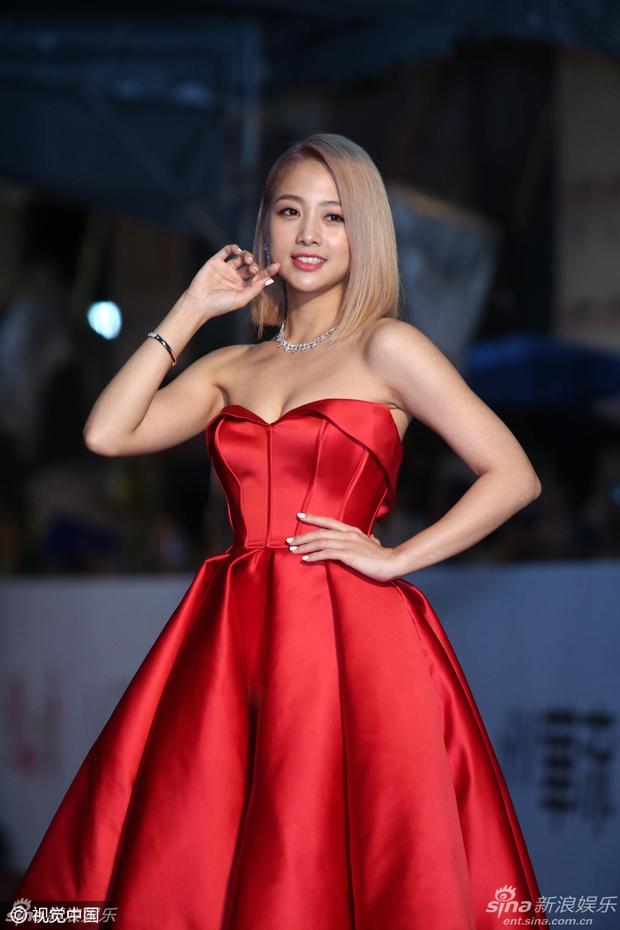 Dàn mỹ nhân xứ Đài váy áo lộng lẫy, đọ sắc tại thảm đỏ Kim Chung lần thứ 51 - Ảnh 19.