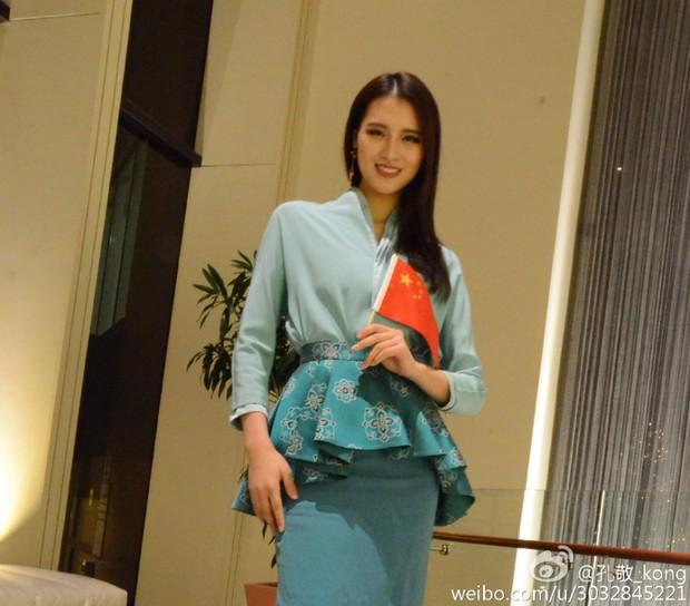 Hoa hậu Trung Quốc bị tố đá bay bạn trai ngay sau khi đăng quang - Ảnh 9.