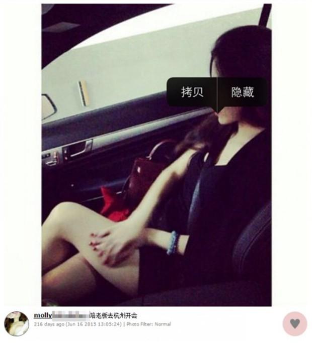Chân dài lập tài khoản Instagram để ghi lại nhật ký làm bồ nhí của đại gia - Ảnh 8.