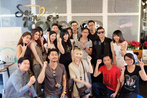 Hot girl Nene đình đám của Thái khoe ảnh tung tăng du hí ở Sài Gòn - Ảnh 5.
