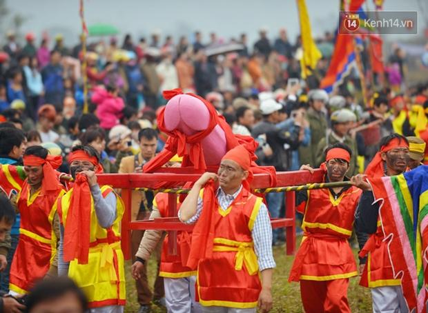Lễ hội rước của quý độc nhất vô nhị ở Lạng Sơn - Ảnh 9.