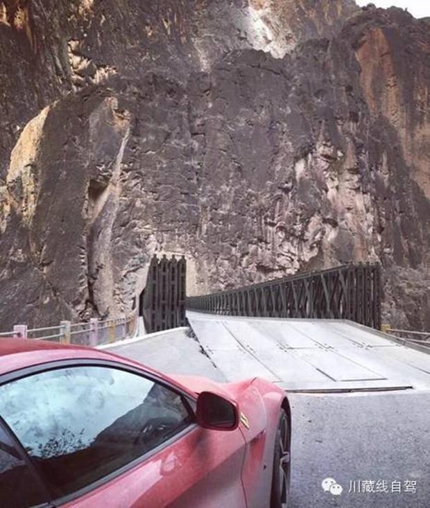 Cái kết cho đại gia lái Ferrari dẫn đoàn siêu xe đi khám phá cung đường nguy hiểm nhất Trung Quốc - Ảnh 6.