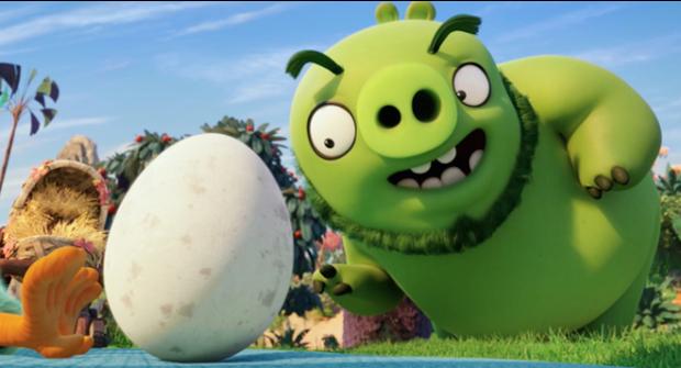 Thái Hòa trở thành Red cáu giận trong The Angry Birds Movie - Ảnh 8.