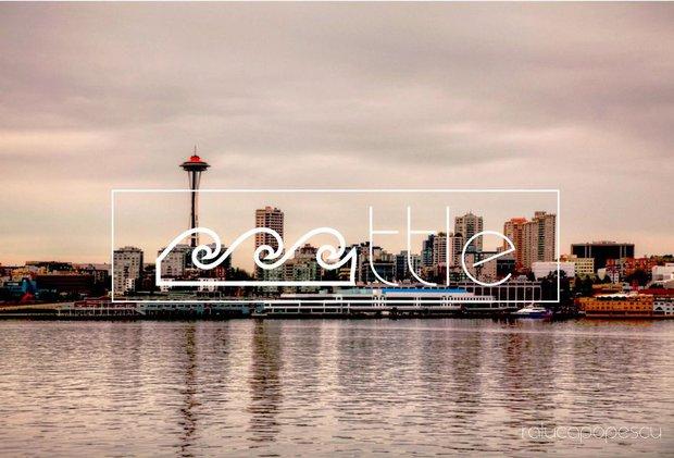Khi tên riêng của các thành phố được chế lại bằng hình ảnh đầy sáng tạo - Ảnh 8.