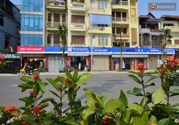 Thông xe tuyến đường kiểu mẫu đầu tiên ở Hà Nội - Ảnh 8.