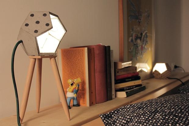 Chùm đèn tổ ong kết nối bằng nam châm không cần dây điện - Ảnh 10.