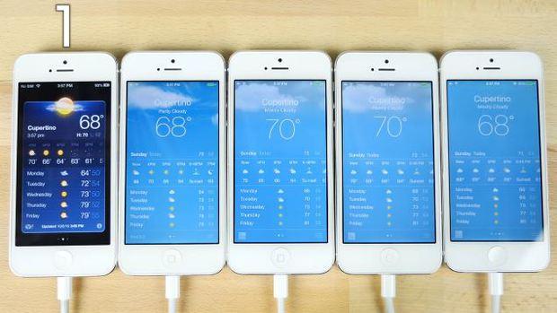 Đại chiến 5 đời iOS: mới chưa chắc đã nhanh! - Ảnh 7.