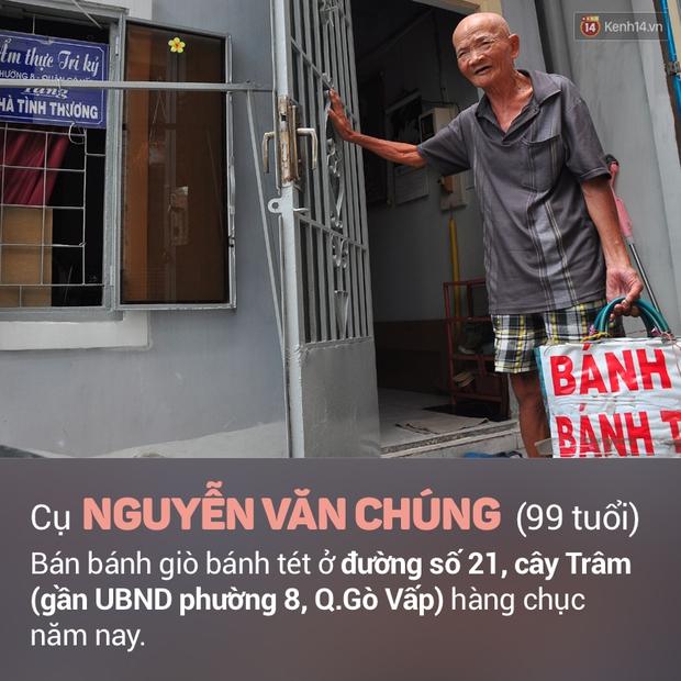 Ghi nhớ những địa chỉ ăn vặt này để ủng hộ các cụ già vẫn phải mưu sinh ở Sài Gòn - Ảnh 9.
