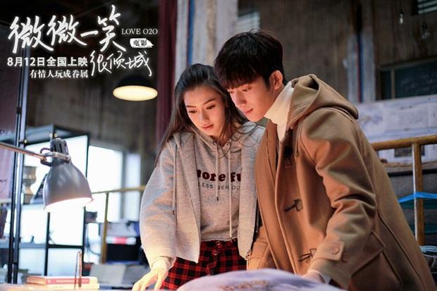 Ngập tràn tình yêu trên màn ảnh rộng Hoa ngữ tháng 8 - Ảnh 40.