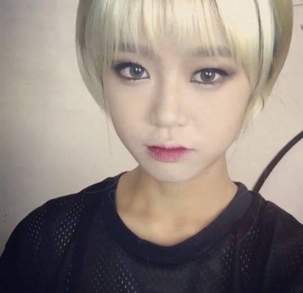 Cô gái Hàn Quốc được phong danh thánh make-up vì biệt tài biến hóa thành bất cứ ngôi sao nào! - Ảnh 20.
