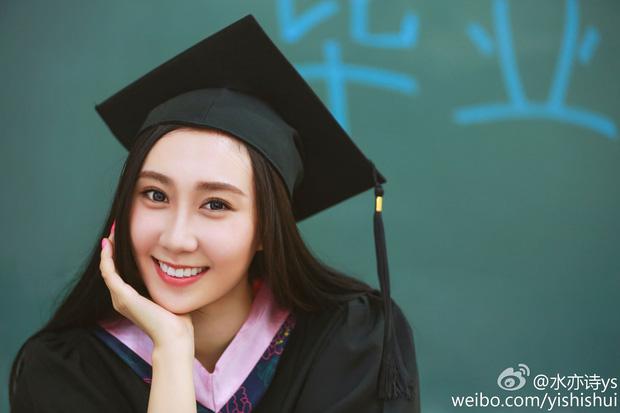 Loạt ảnh những nữ thần giảng đường Trung Quốc xinh như mơ trong ngày tốt nghiệp - Ảnh 26.