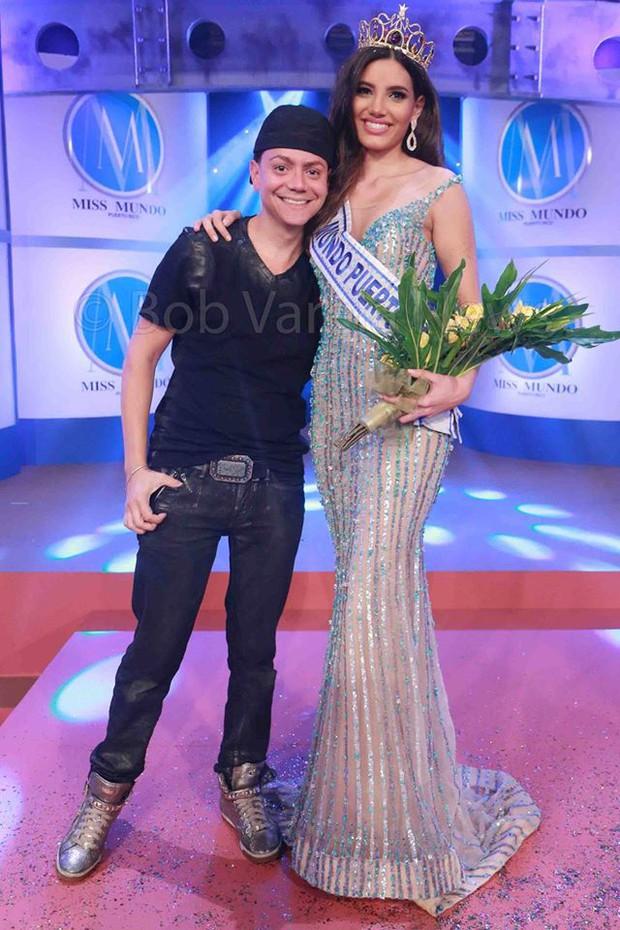 Nhan sắc người đẹp 19 tuổi vừa đăng quang Hoa hậu Thế giới 2016 - Ảnh 9.