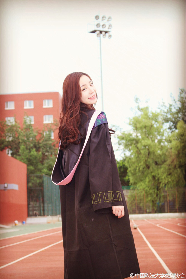 Loạt ảnh những nữ thần giảng đường Trung Quốc xinh như mơ trong ngày tốt nghiệp - Ảnh 22.