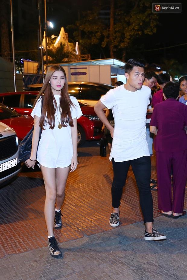 Kỳ Hân ra Hà Nội đón sinh nhật cùng Mạc Hồng Quân - Ảnh 3.