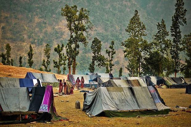 Chùm ảnh: cuộc sống của bộ lạc du mục cuối cùng tại Nepal - Ảnh 1.
