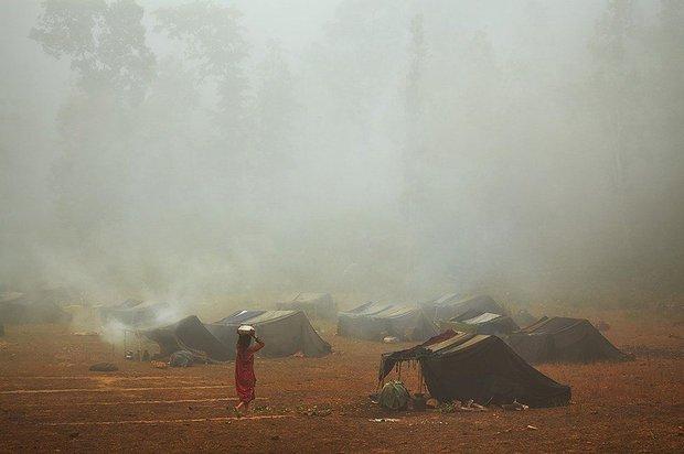 Chùm ảnh: cuộc sống của bộ lạc du mục cuối cùng tại Nepal - Ảnh 2.