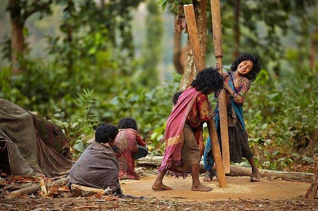 Chùm ảnh: cuộc sống của bộ lạc du mục cuối cùng tại Nepal - Ảnh 7.