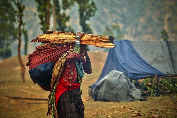 Chùm ảnh: cuộc sống của bộ lạc du mục cuối cùng tại Nepal - Ảnh 10.