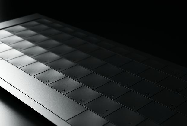Chiêm ngưỡng tuyệt tác bàn phím Audi sang chảnh khiến bao con tim say ngất ngây - Ảnh 5.