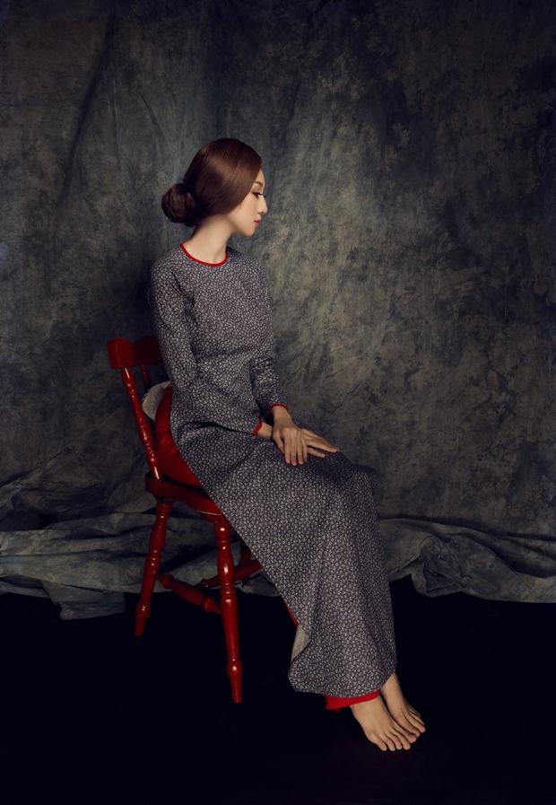 Lều Phương Anh tái xuất sau khi sinh con bằng album nhạc trữ tình - Ảnh 5.