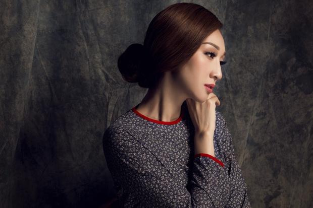 Lều Phương Anh tái xuất sau khi sinh con bằng album nhạc trữ tình - Ảnh 6.